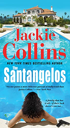The Santangelos: A Novel Jackie Collins