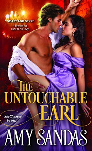 The Untouchable Earl Amy Sandas