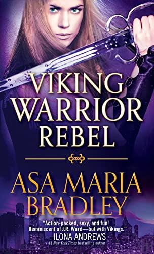 Viking Warrior Rebel Asa Maria Bradley