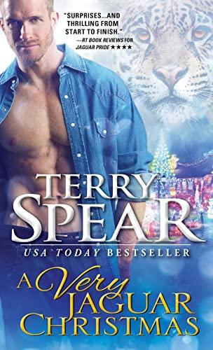A Very Jaguar Christmas Terry Spear