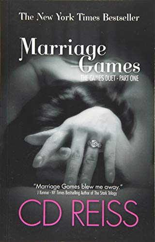 Marriage Games: The Games Duet CD Reiss