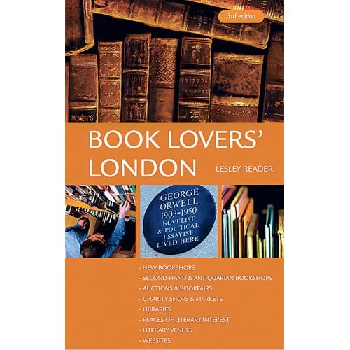 Book lover's London