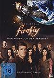 Firefly - Der Aufbruch der Serenity (4 DVDs)