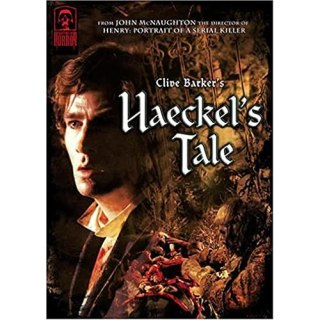 Masters of Horror: Haeckel's Tale box Art
