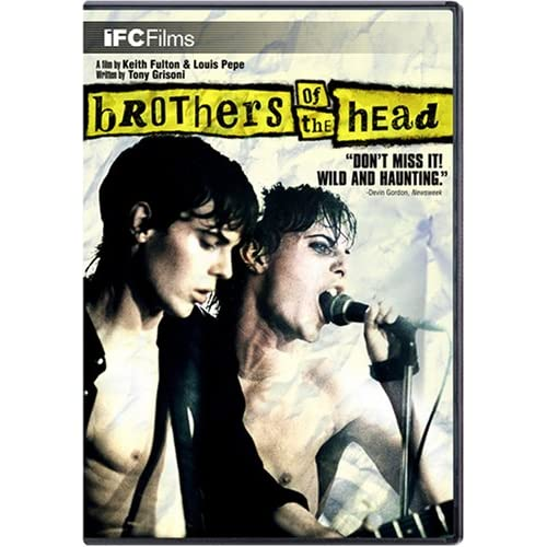 Brothers of the Head Box Art