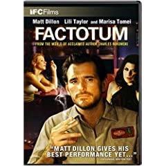 Factotum box Art