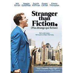 Stranger Than Fiction - Box Art