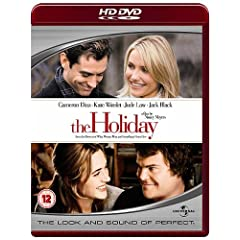 The Holiday [HD DVD] [2006]