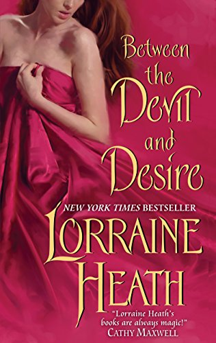 Between the Devil and Desire (Scoundrels of St. James Book 2)