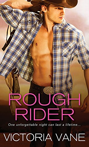 Rough Rider (Hot Cowboy Nights Book 2) Victoria Vane