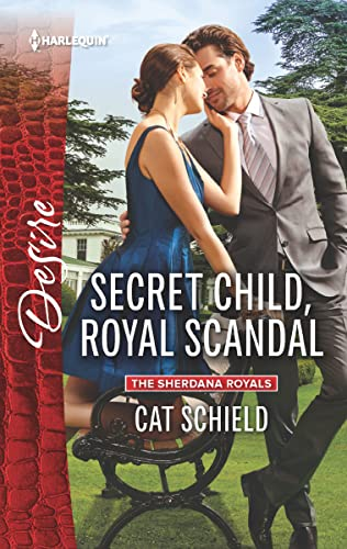 Secret Child, Royal Scandal (The Sherdana Royals) Cat Schield