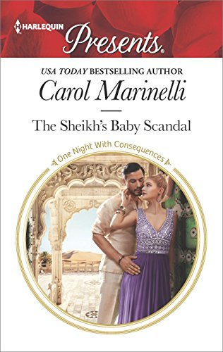 The Sheikh's Baby Scandal (One Night With Consequences) Carol Marinelli