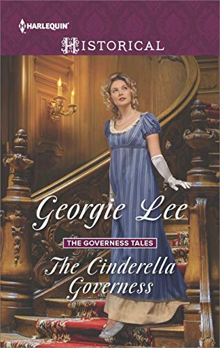The Cinderella Governess Georgie Lee