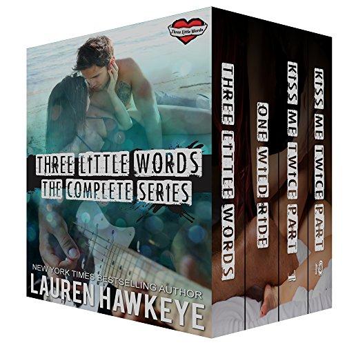Three Little Words Boxset Lauren Hawkeye