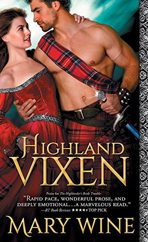 Highland Vixen (Highland Weddings Book 2) Wine, Mary