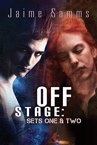 Off Stage Jaime Samms