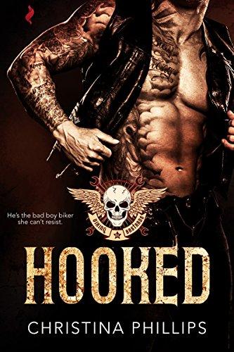 Hooked (Viking Bastards MC) Phillips, Christina