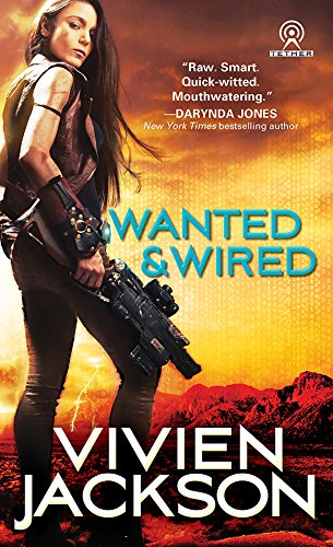Wanted and Wired (Tether Book 1) Jackson, Vivien