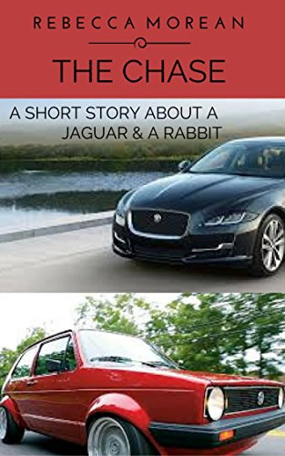 The Chase: A Story About a Jaguar and a Rabbit Morean, R. A.