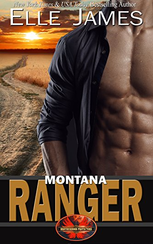 Montana Ranger (Brotherhood Protectors Book 5) James, Elle