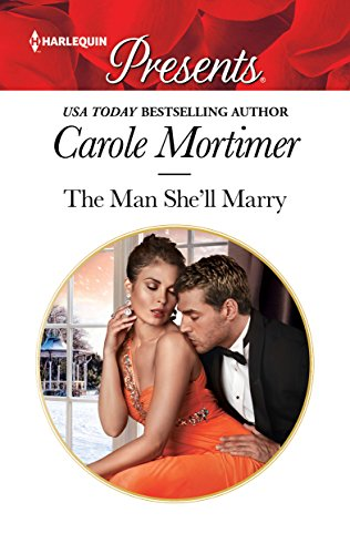 The Man She'll Marry Carole Mortimer