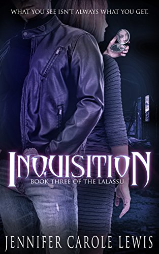 Inquisition: Book Three of the Lalassu Lewis, Jennifer Carole