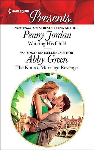 Wanting His Child & the Kouros Marriage Revenge Jordan, Penny Green, Abby