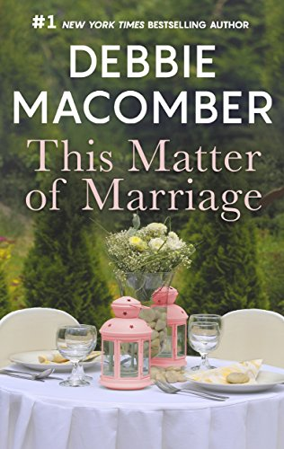 This Matter of Marriage Macomber, Debbie