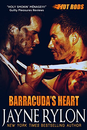 Barracuda's Heart: A Powertools Spinoff (Hot Rods Book 6) Rylon, Jayne