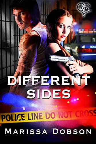 Different Sides (Phantom Security Book 1) Dobson, Marissa