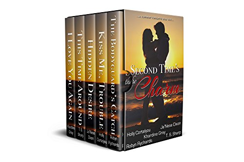 Second Time's the Charm: A Summer Romance Boxed Set Rychards, Robyn Cortelyou, Holly Dixon, Ja'Nese Sharp, T. S. Gray, Khardine