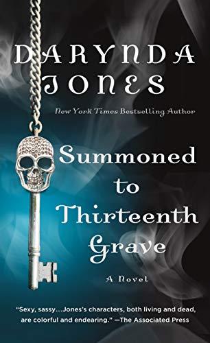 Summoned to Thirteenth Grave (CharlE Davidson #13) Darynda Jones