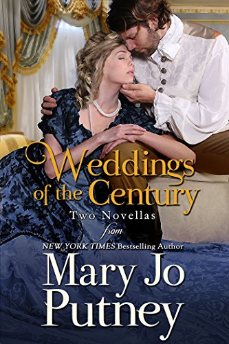 Weddings of the Century: A Pair of Wedding Novellas Putney, Mary Jo