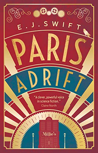Paris Adrift  E. J. Swift