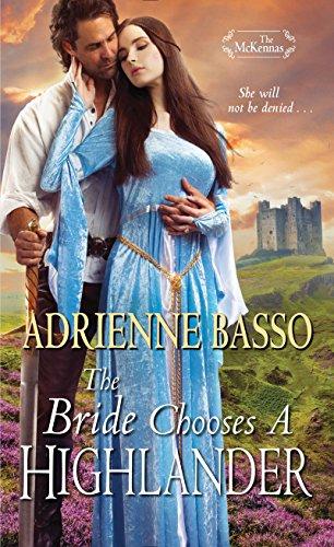 The Bride Chooses a Highlander Adrienne Basso