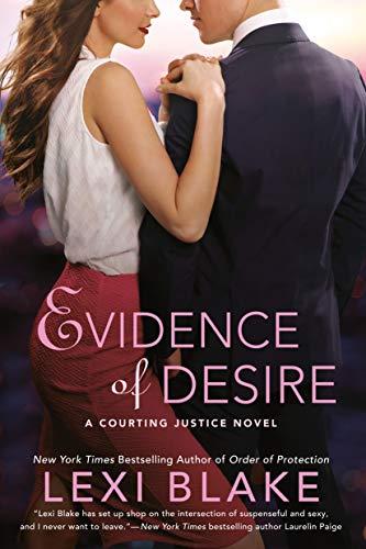 Evidence of Desire Lexi Blake