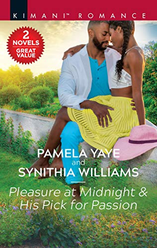 Pleasure at Midnight & His Pick for Passion: An Anthology (Love in the Hamptons Book 2) Pamela Yaye and Synithia Williams