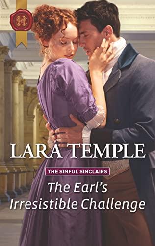 The Earl's Irrisistible Challenge Lara Temple