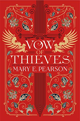 Vow of Thieves   Mary E. Pearson