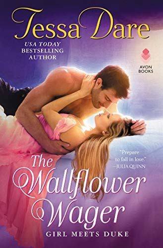 The Wallflower Wager: Girl Meets Duke Tessa Dare