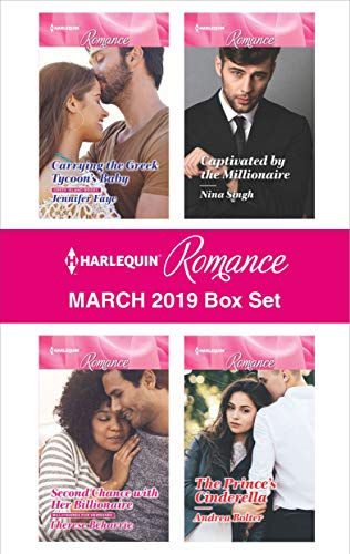 Harlequin Romance March 2019 Box Set Anthology