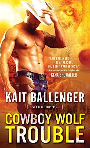 Cowboy Wolf Trouble Kait Ballenger