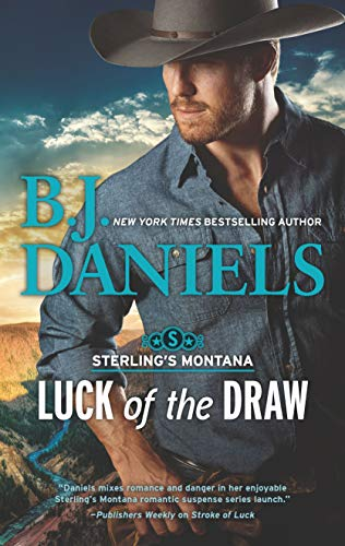 Luck of the Draw (Sterling's Montana)   B.J. Daniels