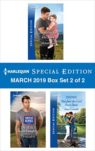Harlequin Special Edition March 2019 - Box Set 2 of 2 Anthology