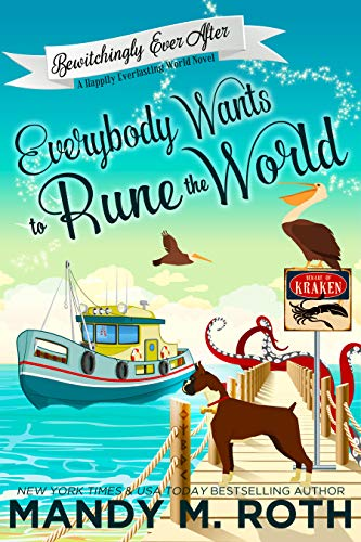 Everybody Wants to Rune the World Mandy M Roth