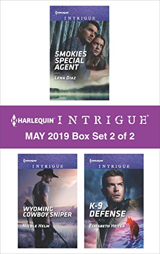 Harlequin Intrigue May 2019 - Box Set 2 of 2: An Anthology   Lena Diaz, Nicole Helm, Elizabeth Heiter