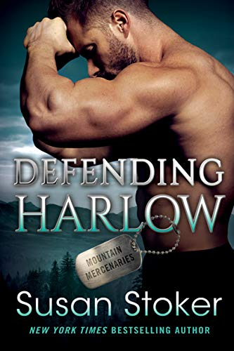 Defending Harlow (Mountain Mercenaries Book 4) Susan Stoker