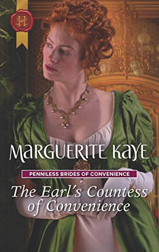 The Earl's Countess of Convenience (Penniless Brides of Convenience Book 1)   Marguerite Kaye