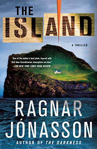 The Island: A Thriller (The Hulda Series Book 2) Ragnar Jonasson
