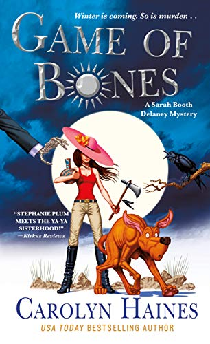 Game of Bones (A Sarah Booth Delaney Mystery Book 20)  Carolyn Haines